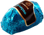 Leonidas - Chocolat à la liqueur pure - Curacao - Leonidas Warneton (B)