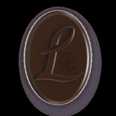 Leonidas - Praliné Noir - Louise - Leonidas Warneton (Belgique)